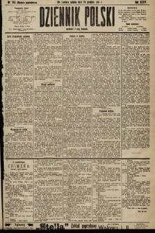 Dziennik Polski (wydanie popołudniowe). 1901, nr543
