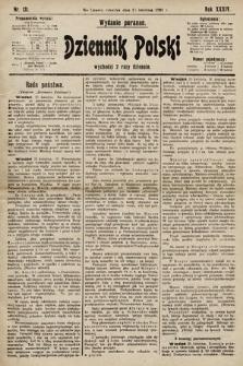 Dziennik Polski (wydanie poranne). 1901, nr131