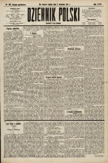 Dziennik Polski (wydanie popołudniowe). 1901, nr356