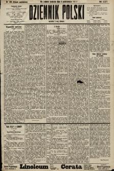 Dziennik Polski (wydanie popołudniowe). 1901, nr406