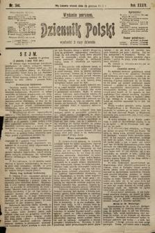 Dziennik Polski (wydanie poranne). 1901, nr548