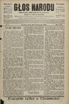 Głos Narodu : dziennik polityczny, założony w roku 1893 przez Józefa Rogosza (wydanie południowe). 1900, nr7