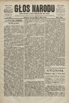 Głos Narodu : dziennik polityczny, założony w roku 1893 przez Józefa Rogosza (wydanie południowe). 1900, nr103