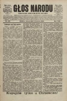 Głos Narodu : dziennik polityczny, założony w roku 1893 przez Józefa Rogosza (wydanie południowe). 1900, nr130