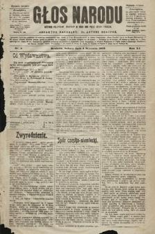 Głos Narodu : dziennik polityczny, założony w roku 1893 przez Józefa Rogosza (wydanie poranne). 1903, nr3