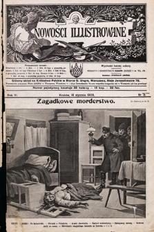 Nowości Illustrowane. 1909, nr3