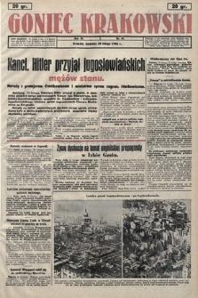 Goniec Krakowski. 1941, nr39