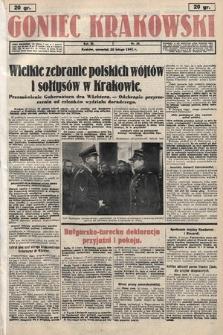 Goniec Krakowski. 1941, nr42