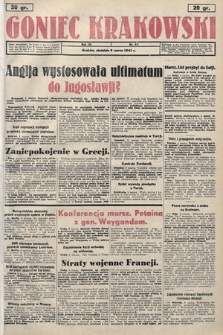Goniec Krakowski. 1941, nr57