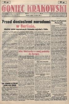 Goniec Krakowski. 1941, nr61