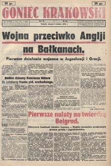 Goniec Krakowski. 1941, nr82