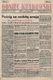 Goniec Krakowski. 1941, nr88