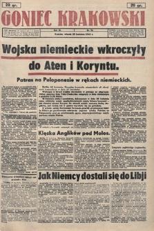 Goniec Krakowski. 1941, nr98