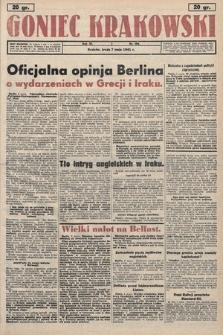 Goniec Krakowski. 1941, nr105