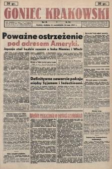 Goniec Krakowski. 1941, nr109