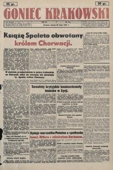 Goniec Krakowski. 1941, nr116