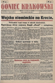 Goniec Krakowski. 1941, nr122