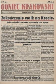 Goniec Krakowski. 1941, nr128