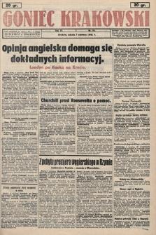 Goniec Krakowski. 1941, nr131
