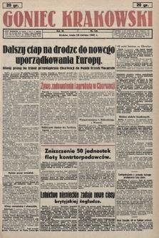 Goniec Krakowski. 1941, nr140