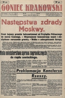 Goniec Krakowski. 1941, nr145