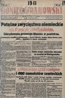 Goniec Krakowski. 1941, nr151