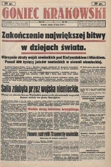 Goniec Krakowski. 1941, nr161