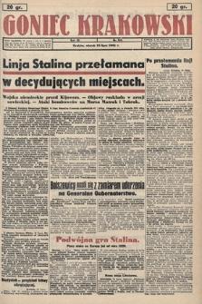 Goniec Krakowski. 1941, nr163