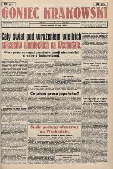 Goniec Krakowski. 1941, nr165
