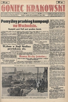 Goniec Krakowski. 1941, nr168