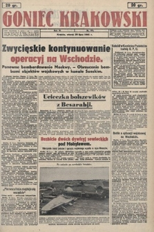 Goniec Krakowski. 1941, nr175