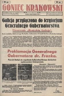 Goniec Krakowski. 1941, nr182