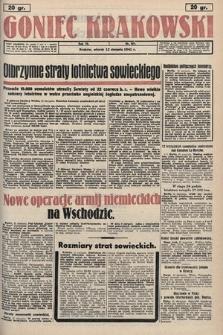 Goniec Krakowski. 1941, nr187