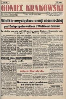 Goniec Krakowski. 1941, nr202