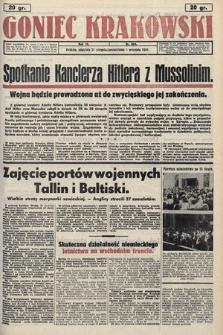 Goniec Krakowski. 1941, nr204
