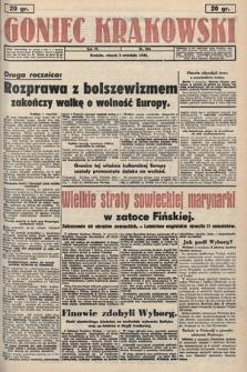 Goniec Krakowski. 1941, nr205