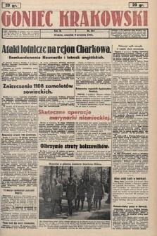 Goniec Krakowski. 1941, nr207
