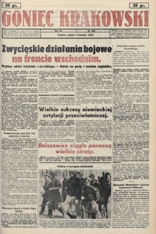 Goniec Krakowski. 1941, nr208