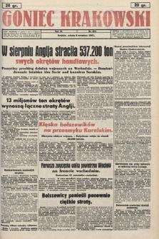 Goniec Krakowski. 1941, nr209