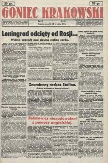 Goniec Krakowski. 1941, nr213