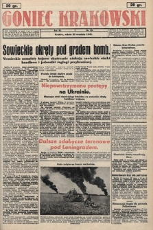 Goniec Krakowski. 1941, nr221