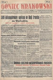 Goniec Krakowski. 1941, nr240