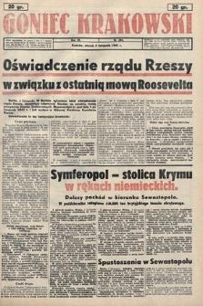 Goniec Krakowski. 1941, nr259