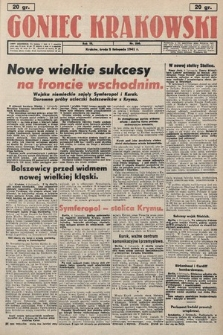 Goniec Krakowski. 1941, nr260