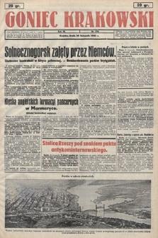 Goniec Krakowski. 1941, nr278