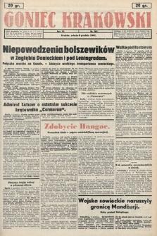 Goniec Krakowski. 1941, nr287
