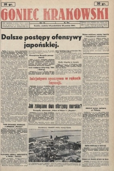 Goniec Krakowski. 1941, nr294