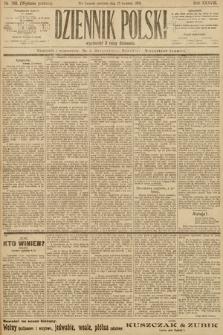 Dziennik Polski (wydanie poranne). 1905, nr188