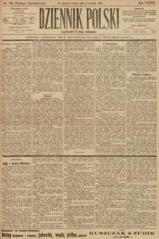 Dziennik Polski (wydanie popołudniowe). 1905, nr189