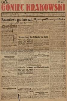 Goniec Krakowski. 1943, nr304